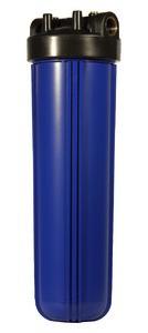 Фильтр магистральный Аквапро 20BB-1'' (синий)