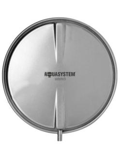 Бак расширительный Aquasystem VCP 325-8 (плоский круглый)