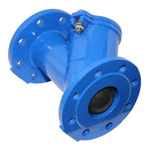Шаровый обратный клапан WATER TECHNICS CVU WT DN40 (фланец)