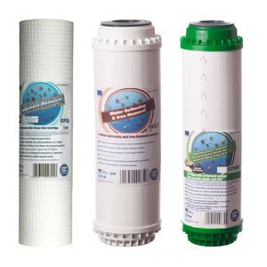 Комплект сменных элементов Aquafilter FP3-K1-CRT