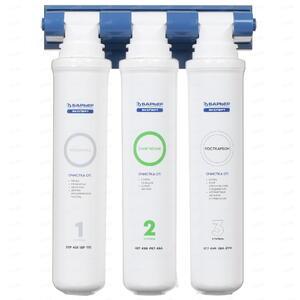 Система очистки воды 3 колбы Барьер ЭКСПЕРТ HARD