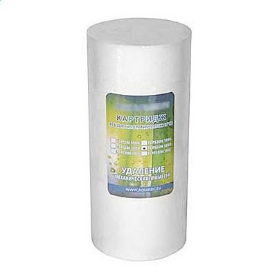 """Картридж из вспененного полипропилена Aquatech FCPS5M(L) 10"""" SL, 5 мкм"""