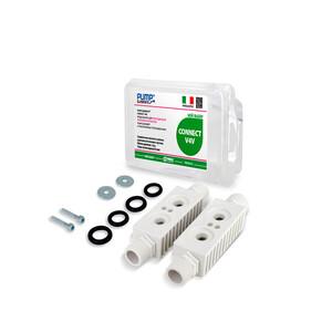Адаптер для теплообменника Pump Eliminate Connect V4V