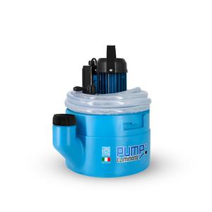 Установка для промывки теплообменников PumpEliminate 10 V4V (Италия) H-10м
