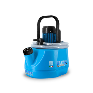 Установка для промывки теплообменников PumpEliminate 20 V4V (Италия) H-10м