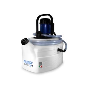 Установка для промывки теплообменников PumpEliminate 55 V4V (Италия) H-20м