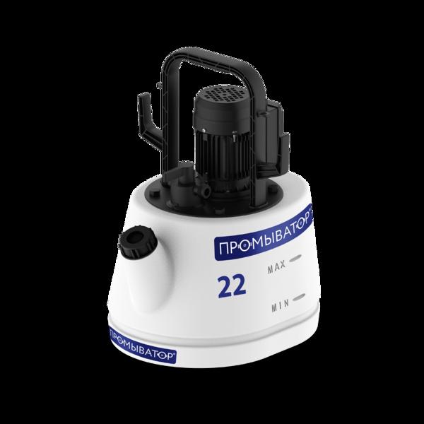 Установка для промывки теплообменников Промыватор® 22 (Россия) H-12м