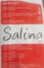 Соль таблетированная Salina T (Турция, мешок 25 кг.)