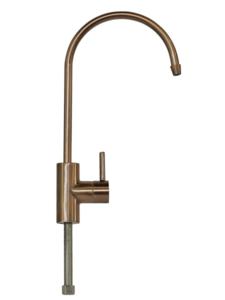 Кран для чистой воды №19 Аквапро (античная латунь)