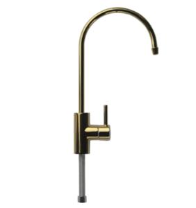 Кран для чистой воды №19 Аквапро (золотой)
