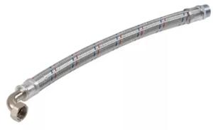 Шланг 4WATER  70 см, (угловой)