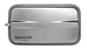 Бак расширительный Aquasystem VRP200-6 (прямоугольный)