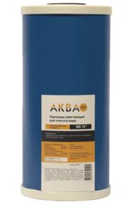 Картридж для умягчения воды Аквапро 10BB (смола)