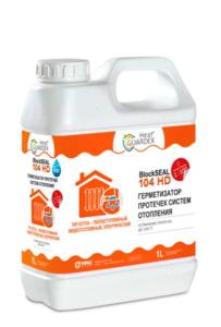 Герметизатор протечек HeatGUARDEX® BlockSeal 104 (1л.)