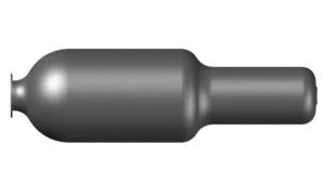 Мембрана Sefa VAV,VAO,VRV 150-200л D80AR