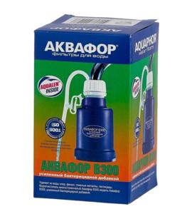 Фильтр Аквафор В-300Б (Ф) (бактерицидный)