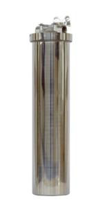 Фильтр магистральный Аквапро 20BB-1'' (Нерж. корпус)