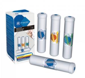 Набор картриджей Aquafilter EXCITO-ST-CRL-CRT