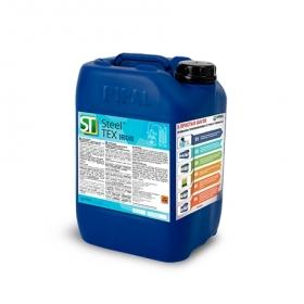 Жидкость для промывки теплообменников STEELTEX® IRON