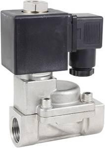 """Электромагнитный клапан TFC RF SV-2W-25c н/з 1""""(пр. действия) нерж."""